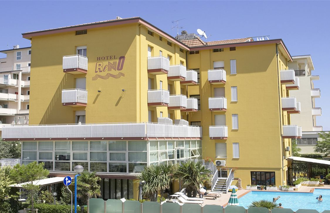 Hotel Reno - Esterno