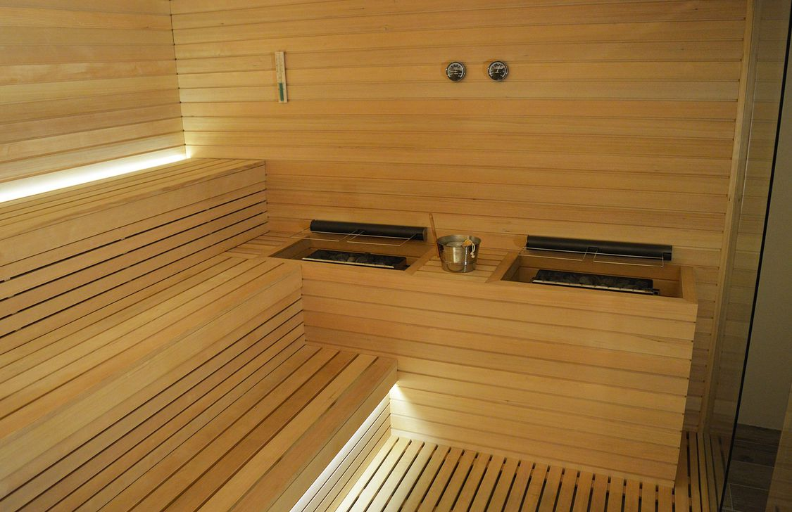 Roseo Euroterme - Sauna