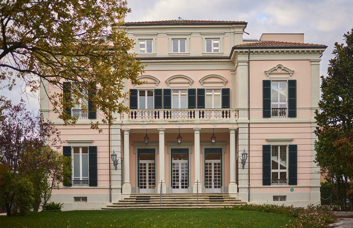 Villa Orchidee - Struttura