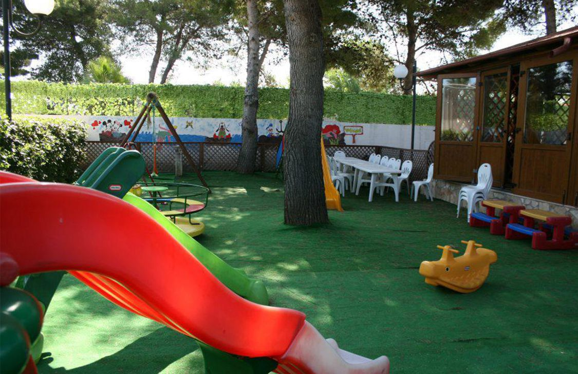 Green Park Village - Parco Giochi