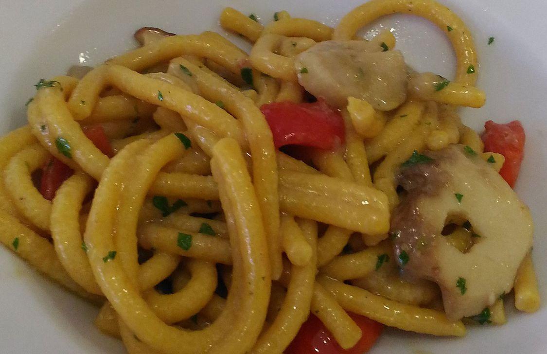 La Tavernetta Paolo e Francesca - Passatelli