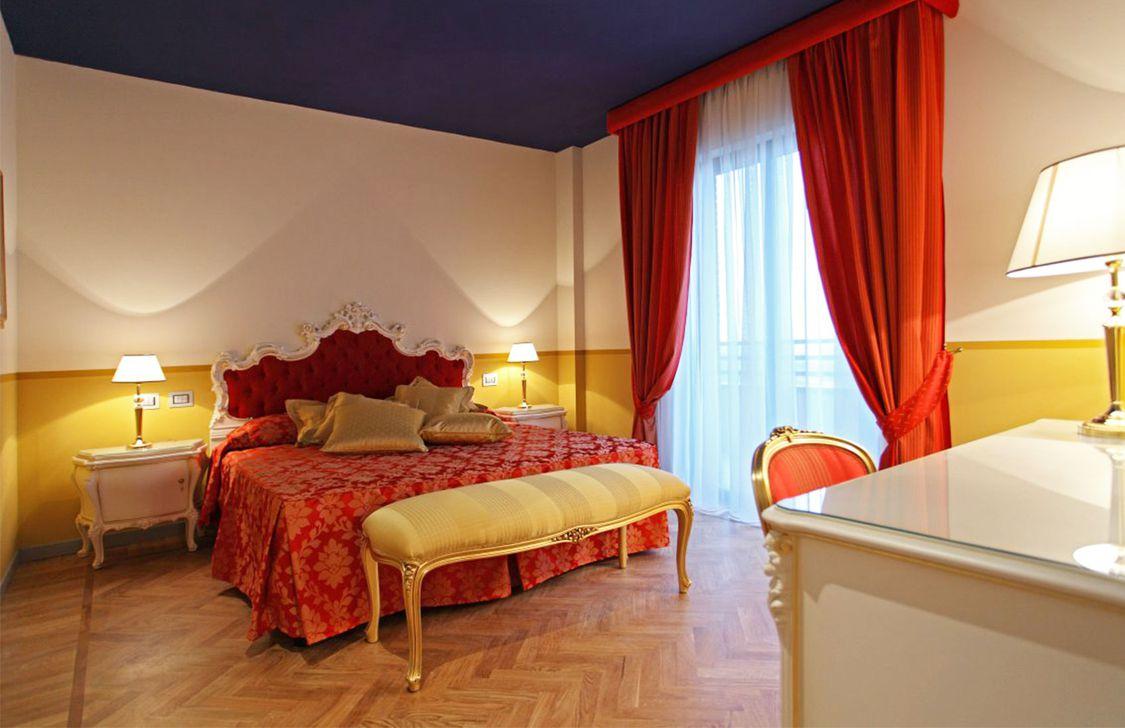 Grand Hotel Forlì - Suite