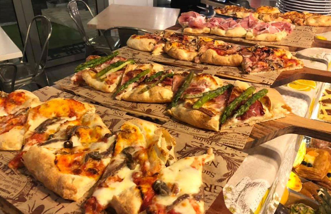 Ghetto Quarantasei - Pizze