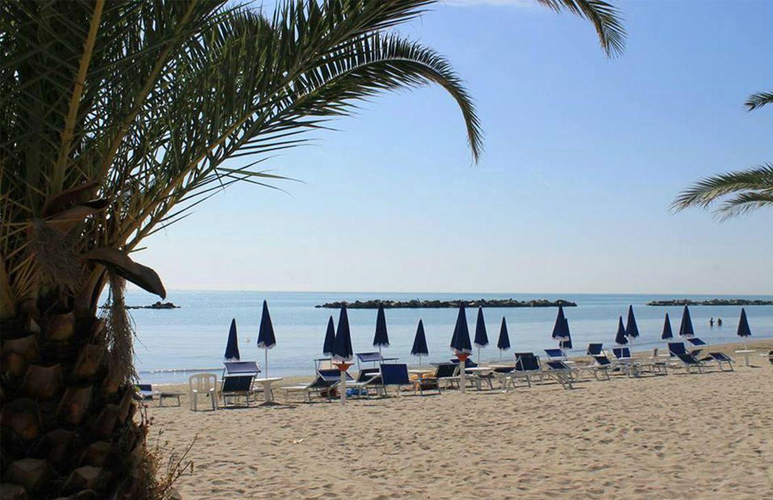 Hotel La Perla - Spiaggia