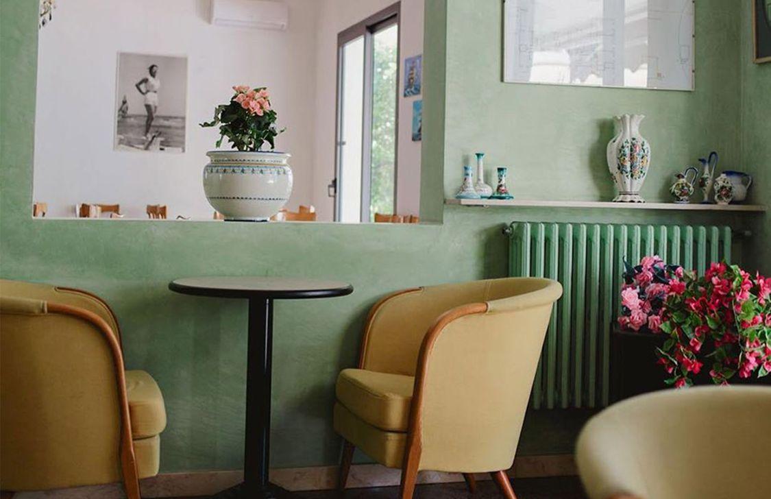 Hotel Villa Lauretta - Poltrone