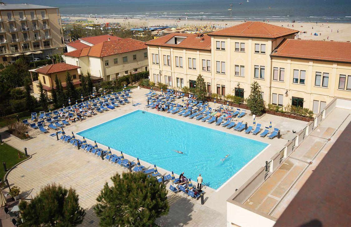 Hotel Dante - Panoramica