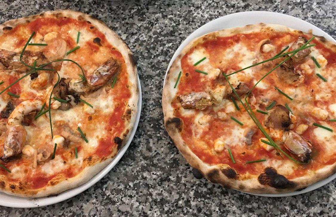 Ristorante Pescheria Baratoff - Pizza
