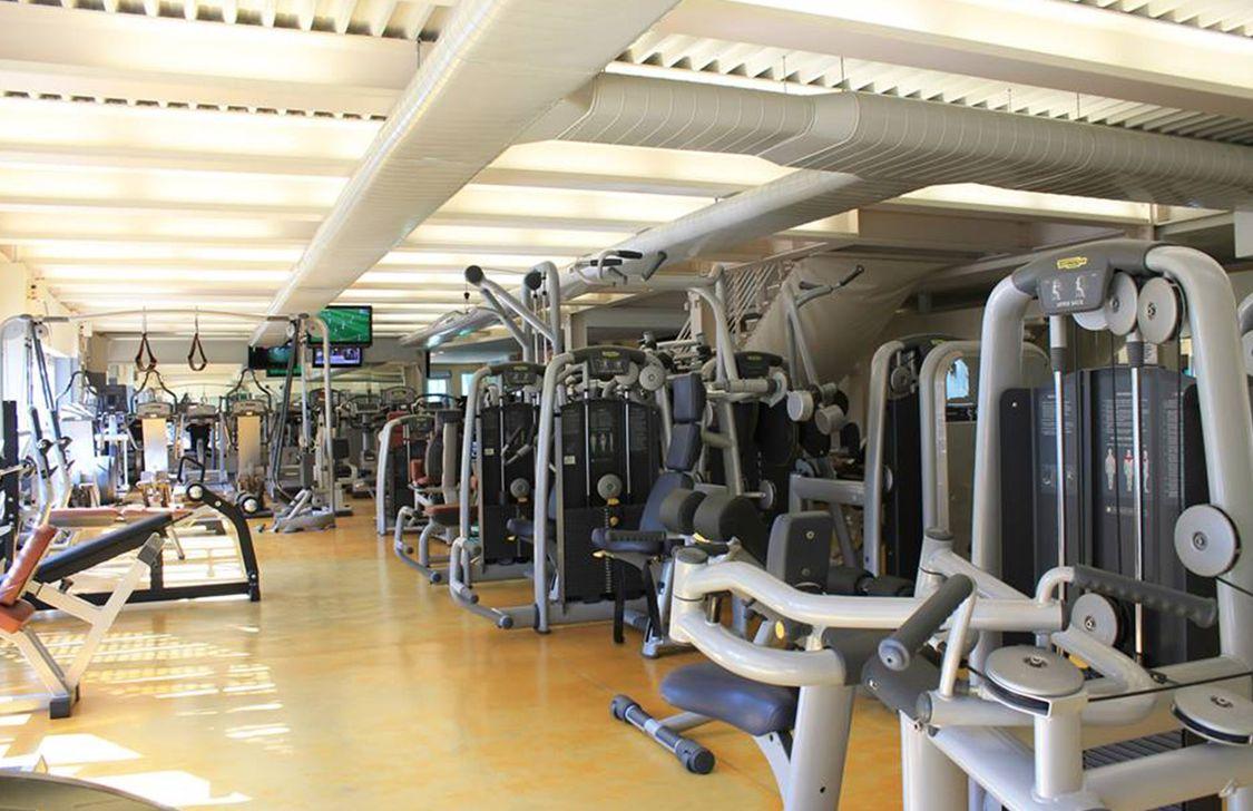 Gymnasium Fitness & Benessere - Sala Pesi