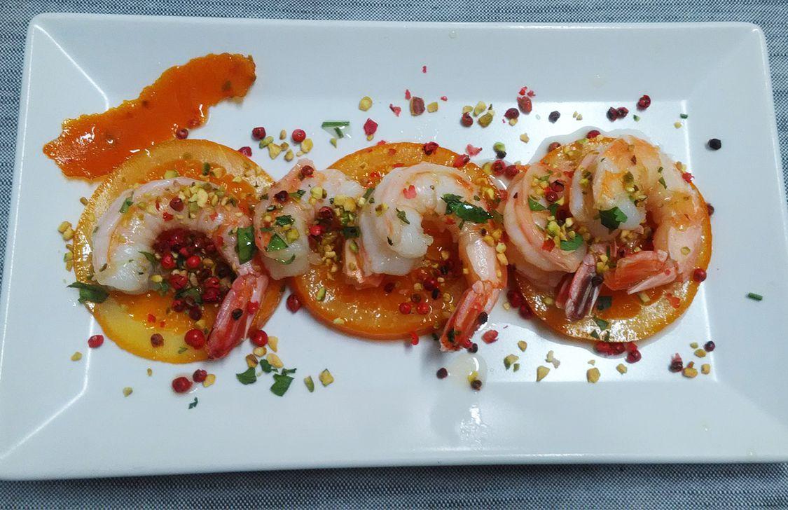 The Art Restaurant - Pesce