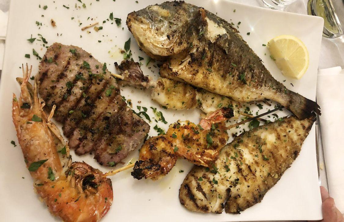 Ristorante San Carlo - Pesce