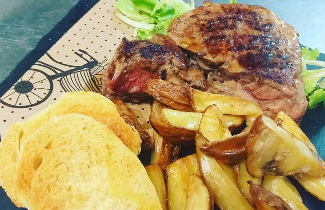 Osteria del Cammello - Carne