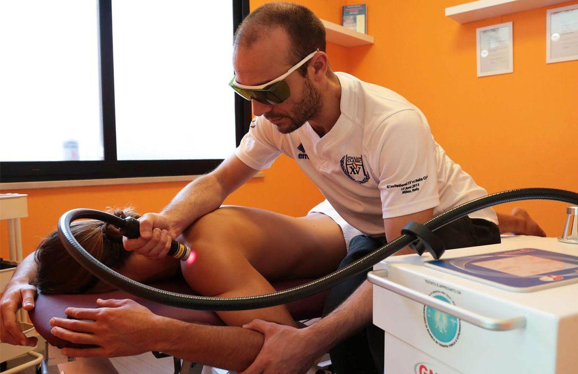 Fisiomedic - Laser