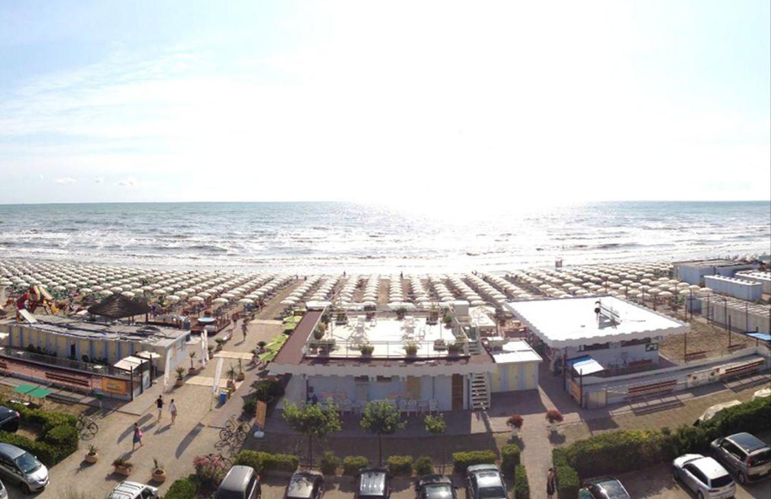 Hotel Londra - Spiaggia