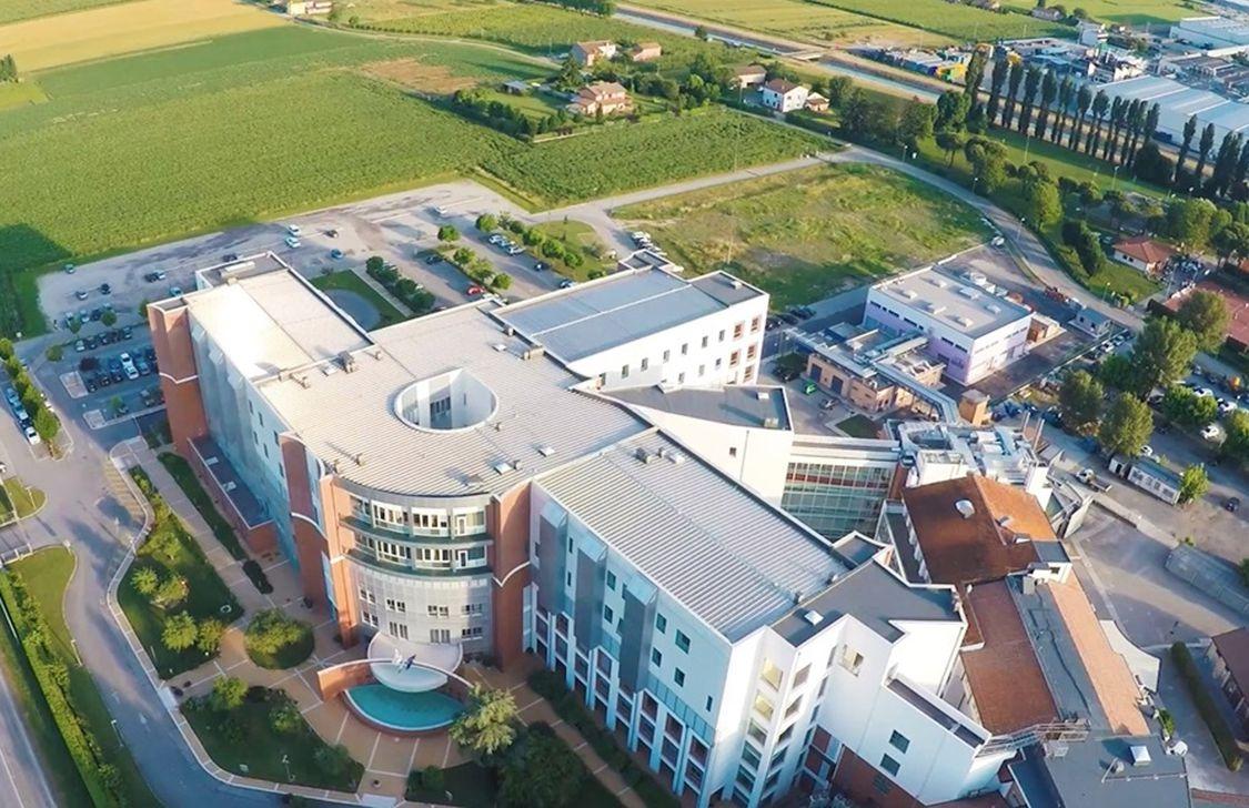Maria Cecilia Hospital - Struttura
