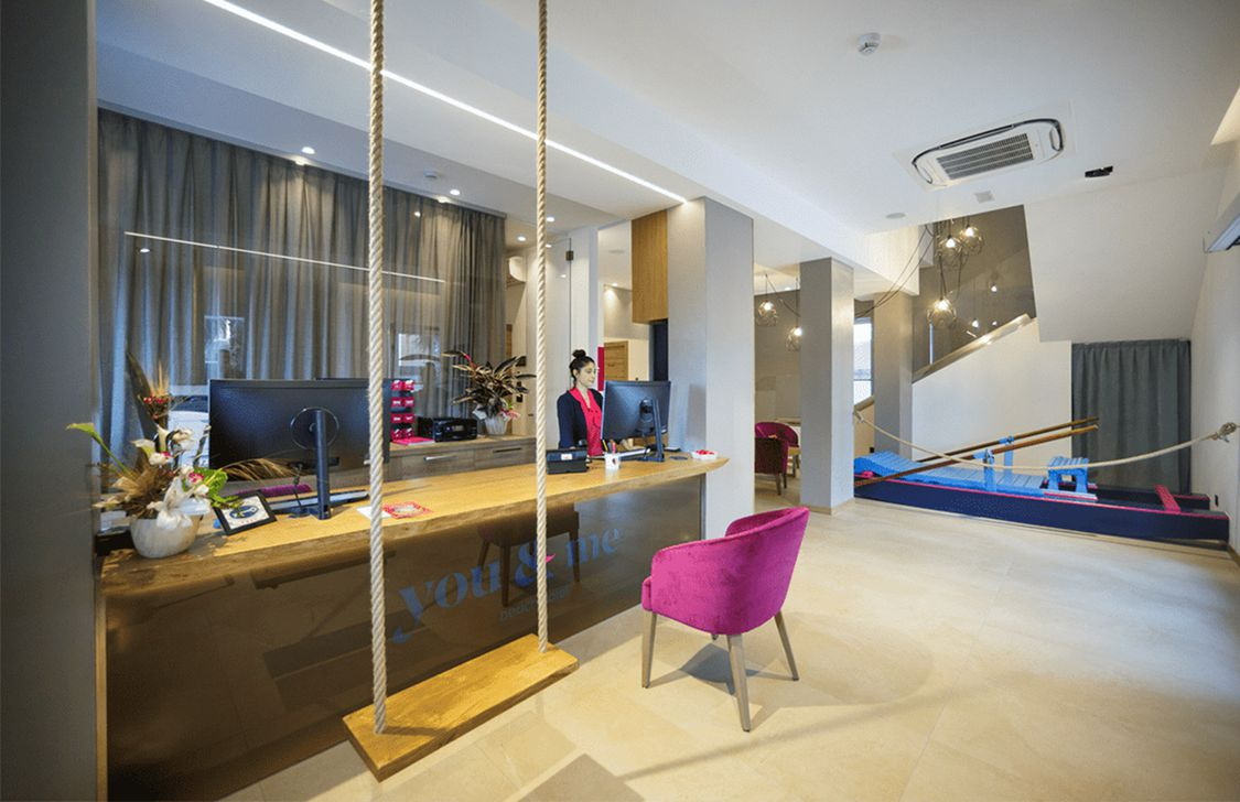 Hotel You&Me - Reception