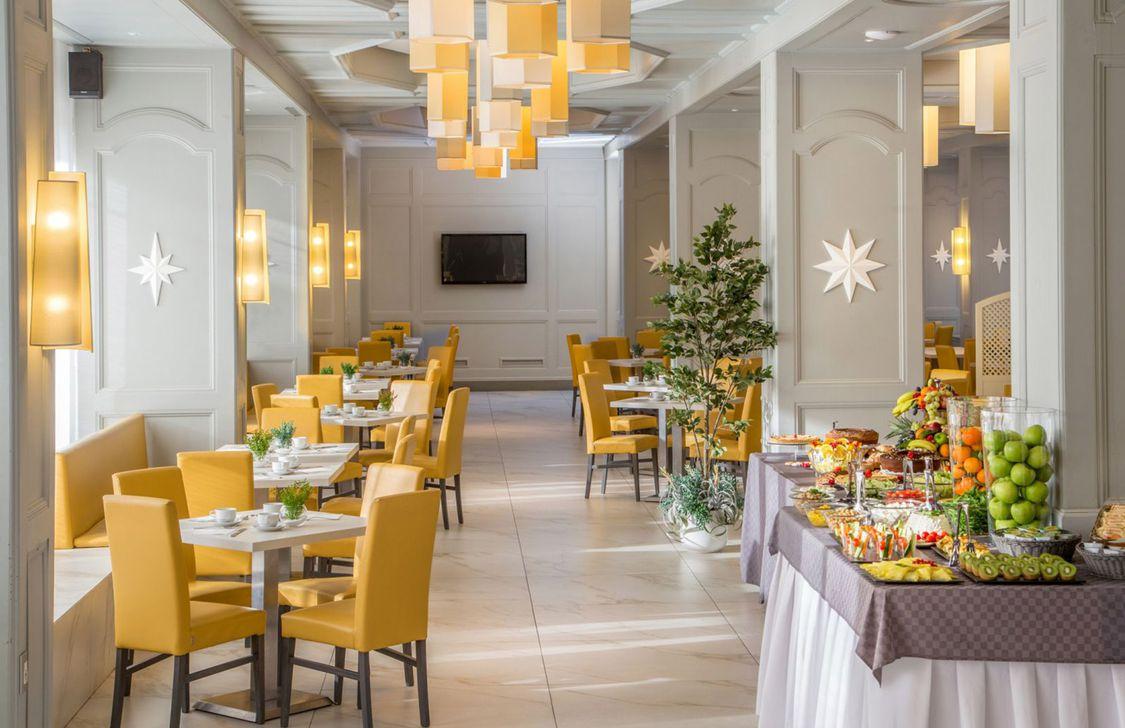 Grand Hotel Fleming- Sala
