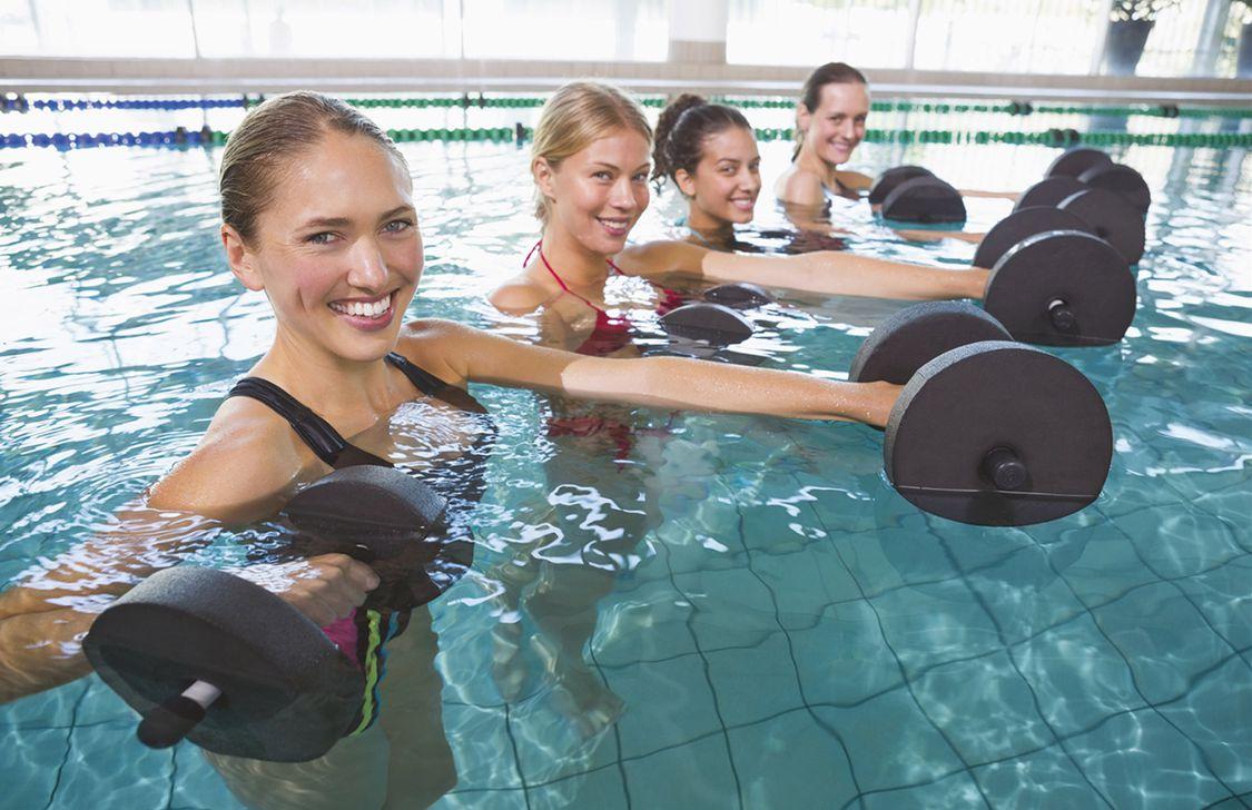Riccione Terme - Acqua Fitness