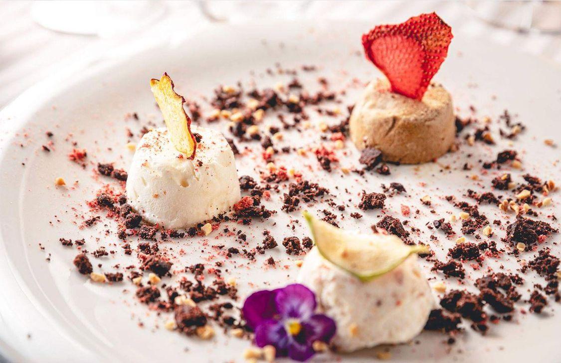 Ristorante Tuda - Dessert