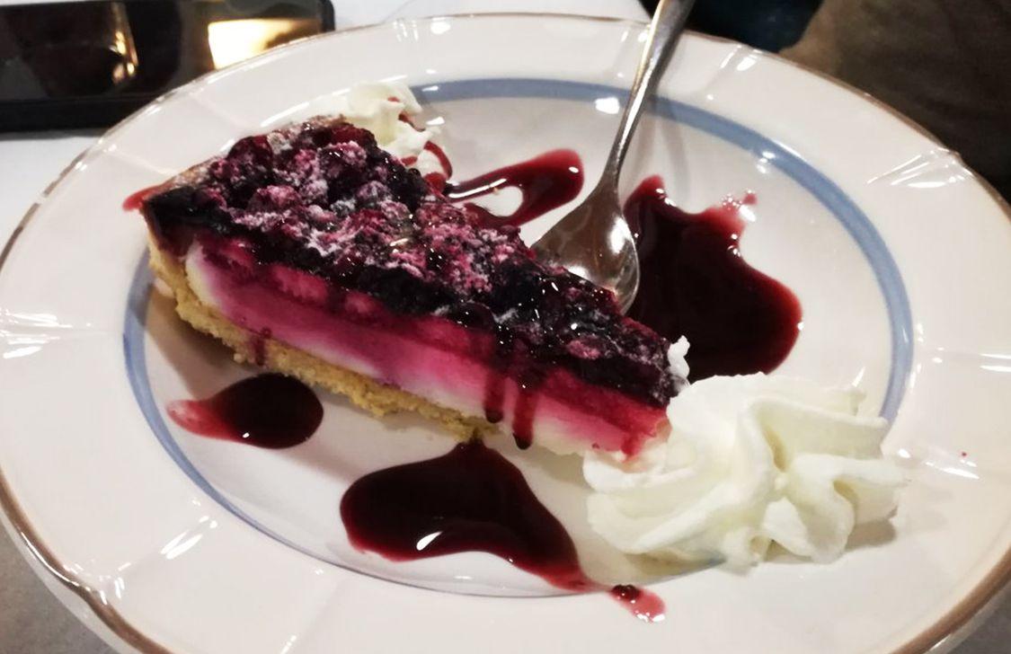 Ristorante Albini - Cheesecake