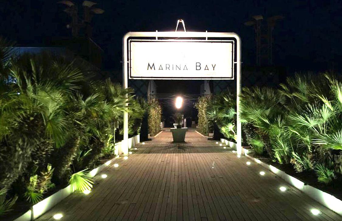 Marina Bay - Ingresso