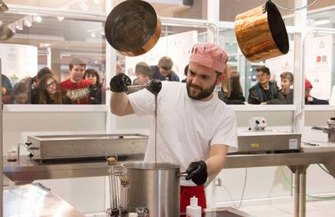 Fico Eataly World - Laboratorio
