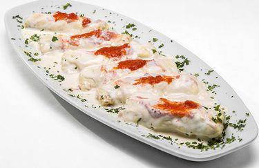 Osteria Del Pesce Povero - Cannelloni