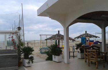 Bagno Mediterraneo - Esterno Spiaggia