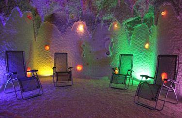 Sale Benessere grotta di sale 2
