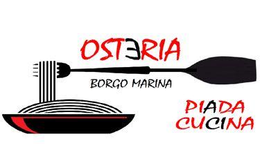 Osteria Borgo Marina - Logo