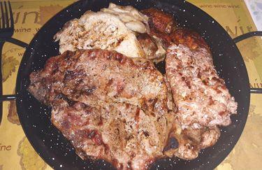 bruschetteria la villa - carne