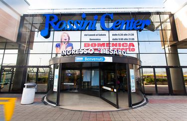 Rossini Center - Ingresso