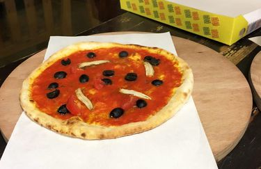 100% Pizza - Pizza
