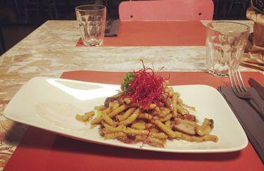 Restaurant Kilometro 25 - Piatto