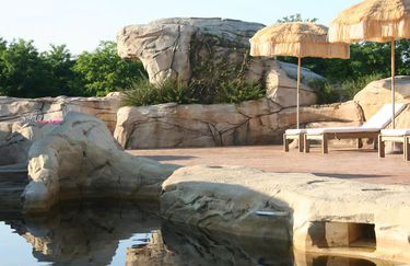 Thermae Oasis - Giardini