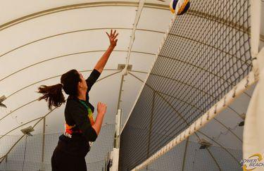 Powerbeach - Beach Volley Ragazza