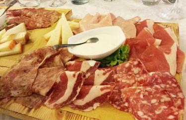 Ca' Borghetto - Tagliere