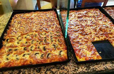 Pizza al Taglio Da  Gio - Teglia