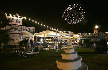 Spiaggia Marina Centro - Fuochi d'artificio