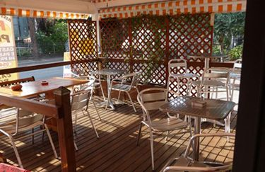 Pizza & Piada +-veranda