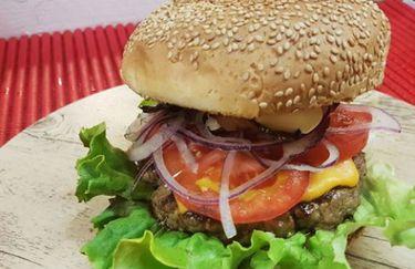 Che Pizza - Hamburger