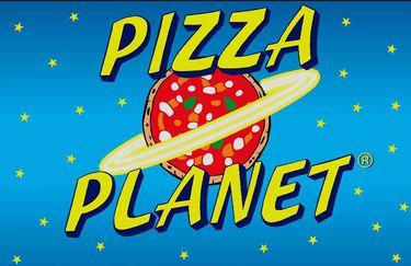 Pizza Planet - Logo