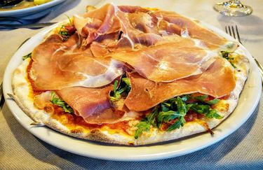 Osteria Pizzeria Acque Salate - Pizza