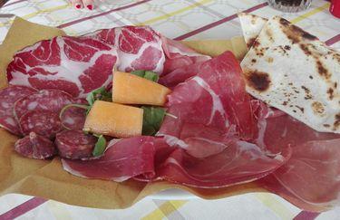 La Tavernetta Paolo e Francesca - Antipasto