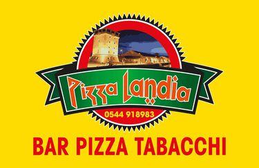 Pizzalandia - Logo
