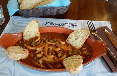 I Puret Osteria del Mare - Zuppa