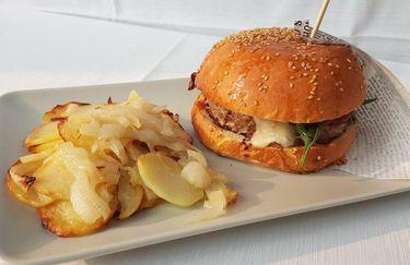 guttaperga - hamburger