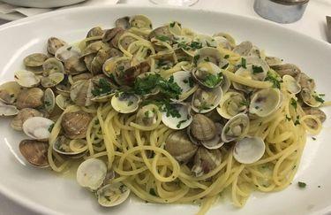 Capogiro - Spaghetti vongole
