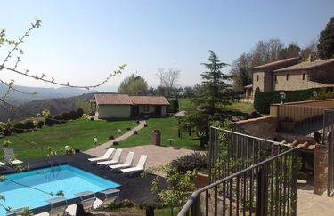 Hotel Borgo San Faustino - Struttura