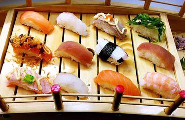 amo sushi - nigiri