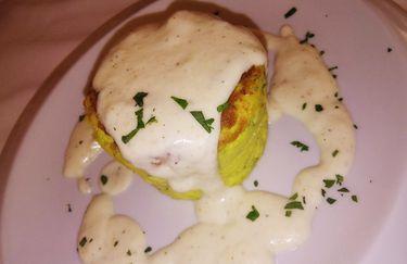 Osteria Pontenono - Sformatino Vegetariano